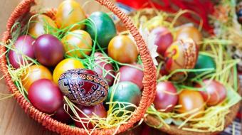 Шановні клієнти та друзі! Вітаємо Вас із світлим Христовим Воскресінням! Христос Воскрес!